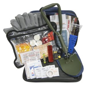 Be prepared with an emergency car kit