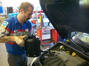 Synthetic oil is a good choice - for some cars